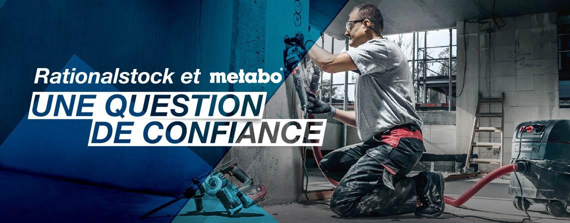 Rationalstock Metabo